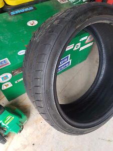 1 Nitto Extreme ZR Tire