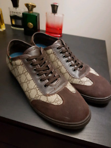Mens Gucci shoes sz 10.5 *Worn once*
