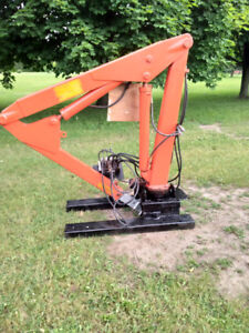 Hiab Hydraulic Lift For Truck Or Trailer