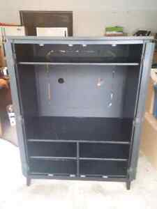 Sweet pier 1 armoire/ Display cabinet