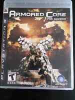 PS3 - Armored Core: For Answer - St. Thomas
