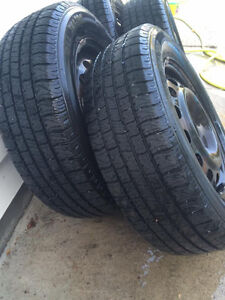 4 like new all season tires