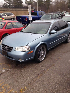 2000 Nissan Maxima Other