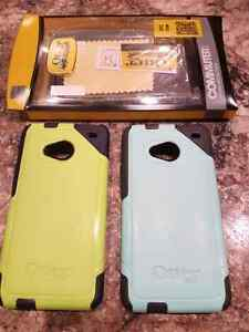 """Lot of 5 """"HTC One M7"""" Cell Phone Cases Prince George British Columbia image 2"""