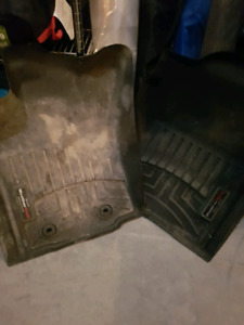 2016+ tacoma weathertech mats for sale or trade