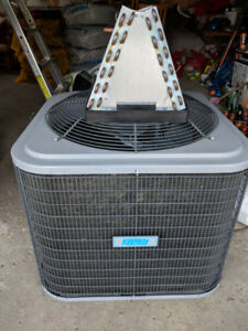 Keeprite Central AirCondition unit 2 TON/16SEER w/ matching coil