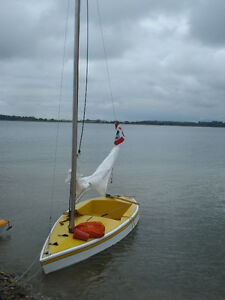 Minicup 12' Sailboat - $1500 OBO