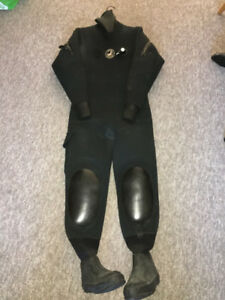 Drysuit - Brooks Seal Suit