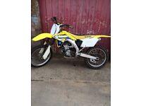 Mint rmz 450 2006-7 not cr kx yz