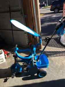 Little tikes blue bike Kitchener / Waterloo Kitchener Area image 2