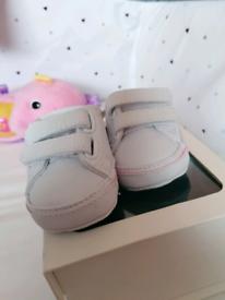 Baby Ralph Lauren trainers