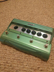 Guitar Pedals! POG DL4 and more