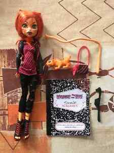 Monster High Original Toralei Christmas West Island Greater Montréal image 1