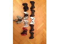 10x playstation controllers - joblot - some working - £40