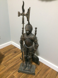 Knight Fireplace Toolset