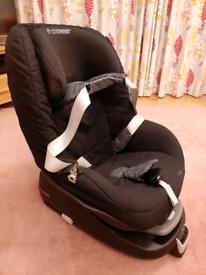 Maxi cosi pearl child seat and base