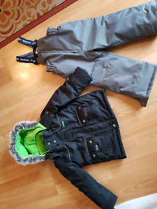 4T Winter Jacket and Snowpants