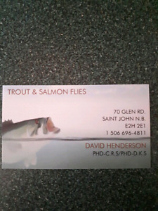 Trout/Salmon Flies