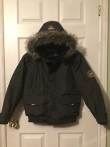Weatherproof heavy-duty Winter Jacket, boys/girls