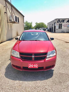 2010 Dodge Avenger SXT ONLY 121K'S ONE OWNER Financing Availible