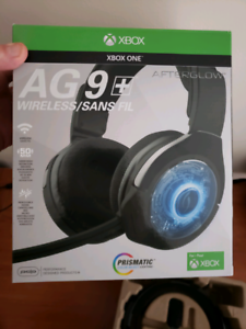 After Glow 9+ Gaming headset