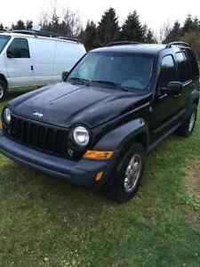 2006 Jeep Liberty SUV, Crossover Rare Diesel! St. John's Newfoundland image 2