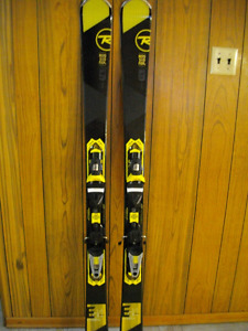 2016 Rossignal Experience 84 Carbon skis