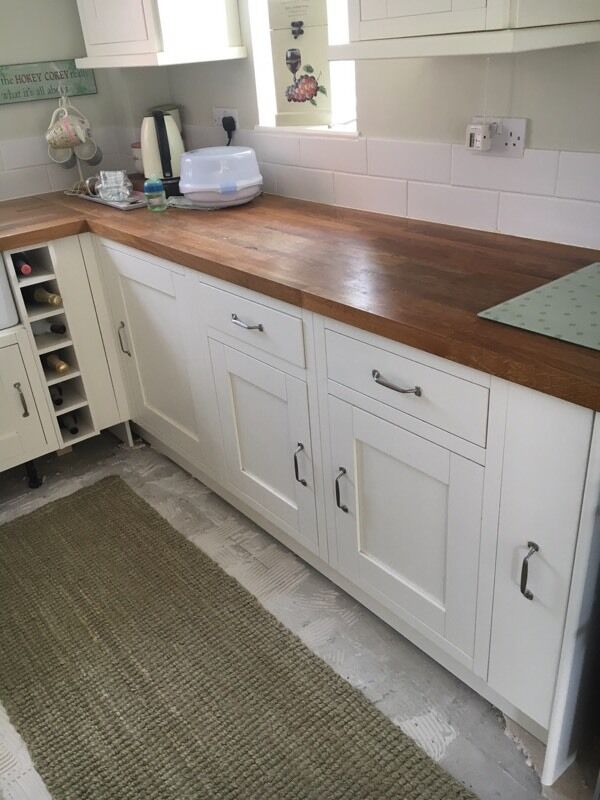 B and Q shaker kitchen in Stowmarket Suffolk Gumtree : 86 from www.gumtree.com size 600 x 800 jpeg 67kB