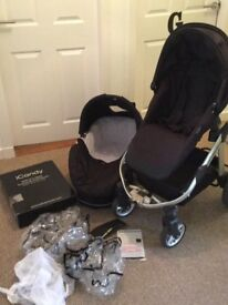 ICandy Apple 2 Pear complete pram system