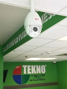 TEKNO® HD 1080p Office Security Camera - FREE INSTALLATION NOW!