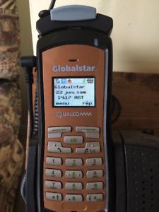 Telephone satellite Globalstar Qualcomm