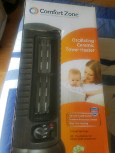 Oscillating Ceramic Towers Heater for Sale