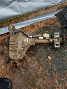 2004 chev 1500 4x4 front differential
