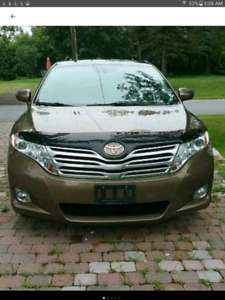 2009 TOYOTA VENZA AWD COLOR GOLDEN UMBER MICA  LEATHER SEATS