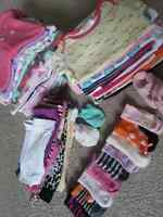 Bag of girl clothes 0-3 month