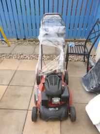 Self propelled Heavy duty petrol lawnmower