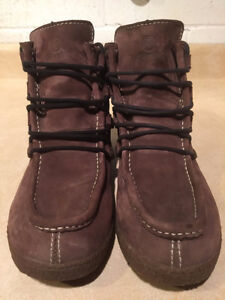 Men's Ocean Minded Leather Boots Size 9 London Ontario image 5