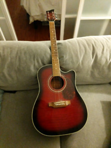 Jay Turser Electric Acoustic guitar