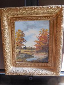 Richard Karon Original Oil Painting (2 of 2)