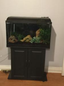 Aquarium 32 gallons à vendre