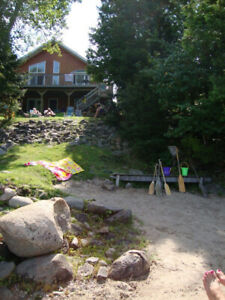 Large Executive cottage - Great Spring fishing and ATVing