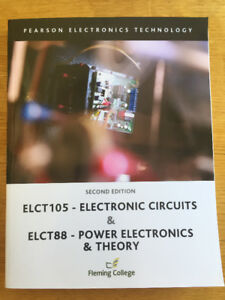 Electronic Circuits & Power Electronics and Theory Textbook