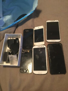 Selling All phones for cheap, AS IS