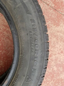 MICHELIN X-ICE WINTER TIRES 215/60R16 FOR SALE