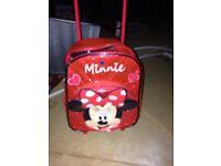 Child's suitcase