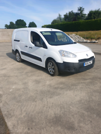 2012 Peugeot Partner not berlingo transit Citroen Nissan crew cab