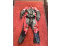 Men's JTS motorbike leathers