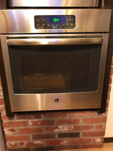Built-In GE Oven