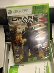 XBox 360 Gears of War Limited Edition Console Bundle