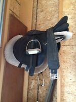 Wintec English saddle for sale or trade